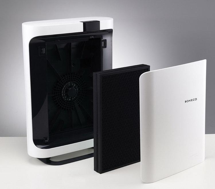 ★100円クーポン配布★ BONECO P500 ボネコ 空気清浄機 Air Purifier PM2.5対応 ハイエンドモデル 空気清浄器 スイス アロマ対応 北欧デザイン