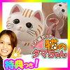 入れ歯ポット猫のタマちゃんトラ猫日本製瀬戸焼陶器製入れ歯保管ポット入れ歯洗浄剤使用OK入れ歯を清潔に保管