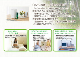 緑林の香りスタートセット(芳香器IYASHIBALL+芳香剤緑林の香り)アロマ癒しアロマディフューザーアロマランプアロマポットグリーンみどり香りベッドサイド日本予防医薬通販