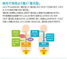 水溶化還元型コエンザイムQ10120粒タブレットサプリメント錠剤コエンザイムQ10エイジングケア日本予防医薬通販
