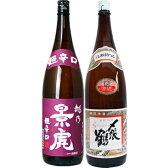 お中元 ギフト 越乃景虎 超辛口 普通 1.8Lと〆張鶴 花 普通酒 1.8L日本酒 2本セット
