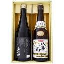 日本酒 久保田 純米大吟醸と八海山 特別本醸造 飲み比べギフトセット720ml×2本 送料無料