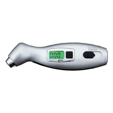 新潟精機 LDEライト付デジタルエアープレッシャーゲージ AG-CEL タイヤ 空気圧 読み取り 空気圧測定 LEDライト付