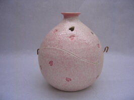 桜の蓋付き香立