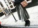 プリーツ春夏 新作 春 上品 プチプラマキシロングスカートロングマキシスカートレディース 綺麗目 プリーツスカート