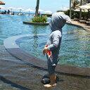 送料無料 水着 女の子 男の子 キッズ 子供服 サメ柄 サロペット 長袖 ロンパース 帽子付き オールインワンプール ビーチ 夏 海水浴 練習用 ベビー 2