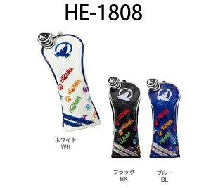 ホンマゴルフ ユーティリティ用ヘッドカバー (UT用) HONMA/本間ゴルフ HE1808/HE-1808
