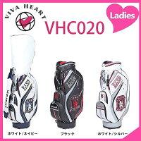【2014年モデル】VIVAHEART/ビバハートVHC012メンズキャディバッグ9型47インチ対応【ポイント10倍】