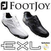 Foot Joy/フットジョイEXL スパイクレス Boa/ボア#45201/#45218【日本正規品】【送料無料】