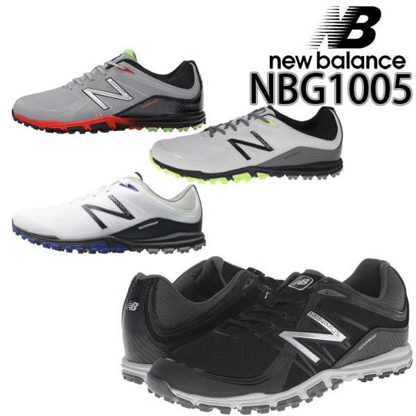 New Balance GOLF SHOES MINIMUS ワイズ:2E 【USモデル】 ミニマス スパイクレス ニューバランス NBG1005 メンズゴルフシューズ