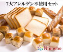 グルテンフリー パン 詰め合わせ 送料無料 米粉パン 7大アレルゲン(小麦卵乳そば落花生えびかに)不使用セット