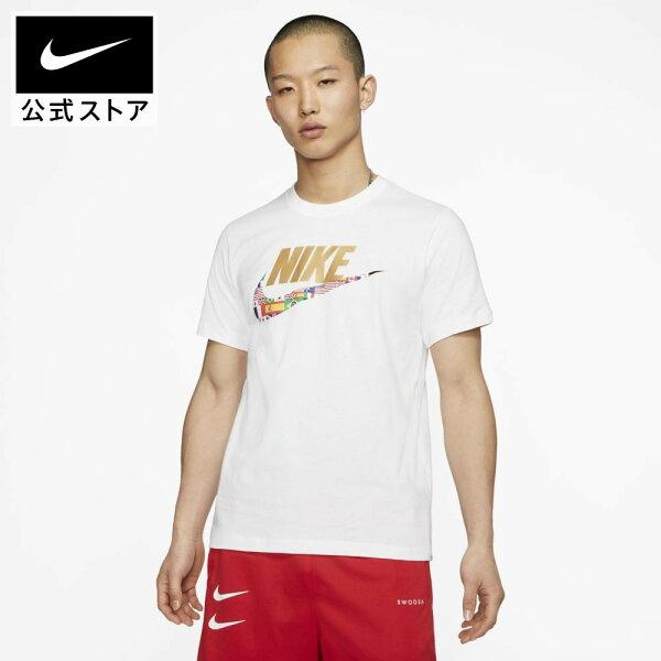 ナイキスポーツウェアメンズTシャツNIKEアパレルメンズスポーツカジュアルトップスTシャツ半袖半袖Tシャツ
