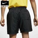 ナイキ スポーツウェア メンズ ウーブン ショートパンツアパレル メンズ スポーツ カジュアル ボトムス ハーフパンツ パンツ ショーツ 短パン 送料無料 ゆったり オーバーサイズ ユニセックス 2