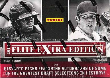 2014 PANINI ELITE EXTRA EDITION BASEBALL(送料無料)