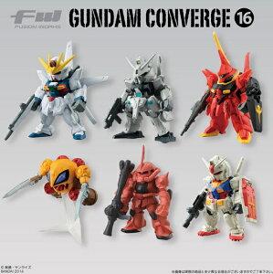(予約)FW GUNDAM CONVERGE(ガンダムコンバージ)16 (食玩)BOX 2014年9月発売