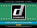 (予約)2015 PANINI DONRUSS SOCCER BOX(送料無料) (9月発売へ延期)