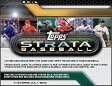 MLB 2016 TOPPS STRATA BASEBALL BOX