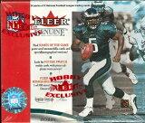NFL 2001 FLEER GENUINE FOOTBALL HOBBY BOX