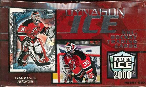 トレーディングカード・テレカ, トレーディングカード NHL 2000 PACIFIC DAYNAGON ICE BOX