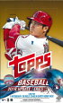 (予約)MLB2018TOPPSUPDATESERIESHOBBYBOX(10月中旬発売予定)