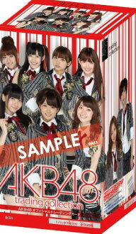 Sale ■ ■ AKB48 official trading collection AKB48 official trading card BOX