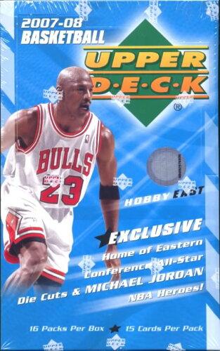 NBA 2007/2008 UPPER DECK 1 EAST版