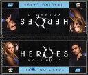 TOPPS HEROES ヒーローズ VOLUME2