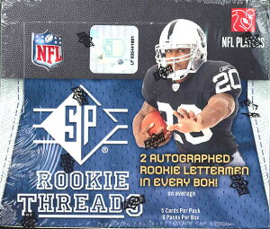 NFL 2008 SP ROOKIE THREADS