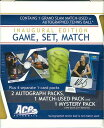2009 ACE AUTHENTIC GAME SET MATCH-Inaugural Ed.