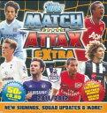 2011/2012 英プレミアリーグサッカーカードゲーム MATCH ATTAX 追加版ブースター