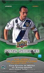 2012 UPPER DECK SOCCER 海外サッカートレーディングカード