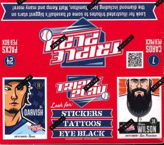 トレーディングカード・テレカ, トレーディングカード 2012 PANINI TRIPLE PLAY BASEBALL