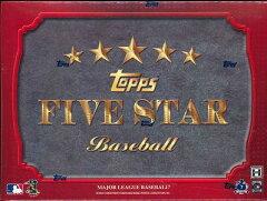 MLB 2012 TOPPS FIVE STAR BASEBALL