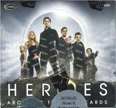 ■セール■海外ドラマ「HEROES/ヒーローズ」 ARCHIVES トレーディングカード
