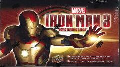 2013 MARVEL IRON MAN 3 トレーディングカード BOX