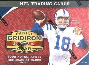 NFL 2010 PANINI GRIDIRON GEAR