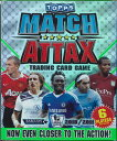 TOPPS 2010/2011 MATCH ATTAX PREMIER LEAGUE TRADING CARD GAME