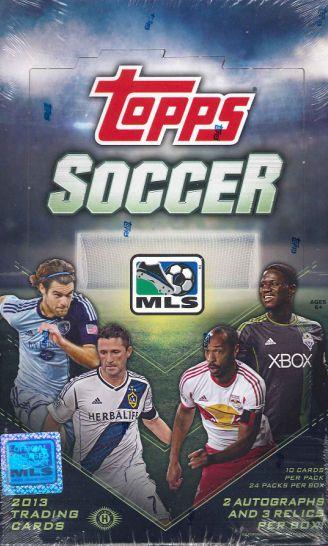 トレーディングカード・テレカ, トレーディングカード SOCCER 2013 TOPPS MLS
