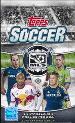 2014 TOPPS MLS(MAJOR LEAGUE SOCCER)