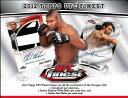 ■予約■ UFC 2012 TOPPS FINEST (送料無料) (7月中旬発売予定)