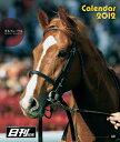 2012年中央競馬開催日程入り2012日刊競馬カレンダー(壁掛けタイプ)