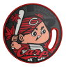 広島東洋カープ ご当地マンホール カッティングボード(まな板) 広島東洋カープ×広島市下水道局