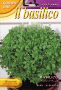 種子, 野菜の種子 FRANCHIGL131 Greco a palla