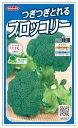 サカタのタネ つぎつぎとれるブロッコリー 緑笛 1ml【郵送対応】