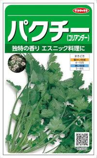 サカタのタネ香草パクチー6ml