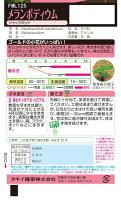 タキイ種苗メランポディウムジャックポット約30粒【郵送対応】