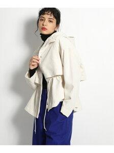 [Rakuten Fashion]【SALE/50%OFF】(W)コーデュロイマンパJK niko and... ニコアンド コート/ジャケット マウンテンパーカー ホワイト グリーン ピンク ブラウン【RBA_E】