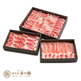 TheOniku【ザ・お肉】幸せとパワーを贈る「エナジー!欲張り豚焼肉」ギフト
