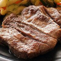 ステーキのような肉厚さ