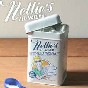 つけ置きやシミ取りに 粉末の漂白剤 かわいい輸入洗剤 無香料ネリーズ(Nellie's) オキシジ...